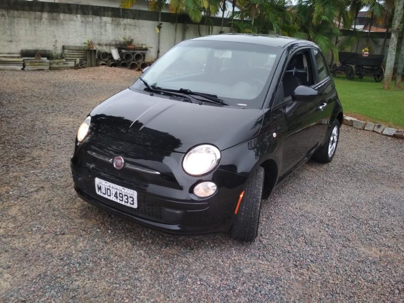 FIAT/500  1.4 8v COMPLETO